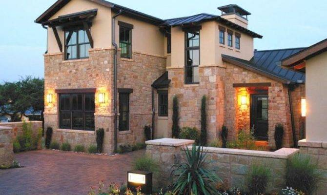 Best Texas Hill Country Homes Pinterest