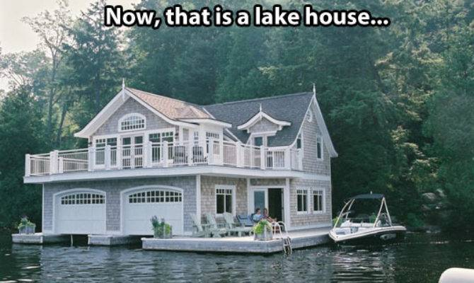 Best Type Lake House