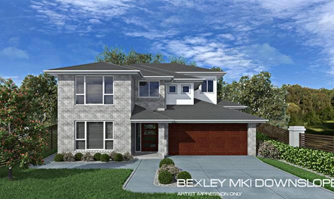 Bexley Downslope Design Home Tullipan Homes