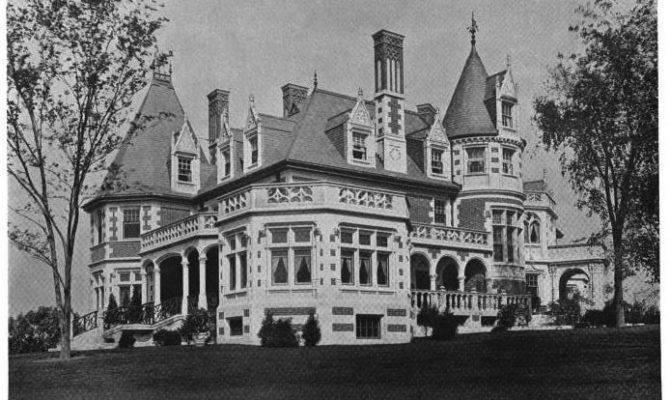 Beyond Gilded Age Wyck Estate