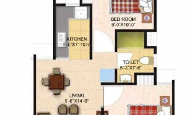 Bhk Floor Plan