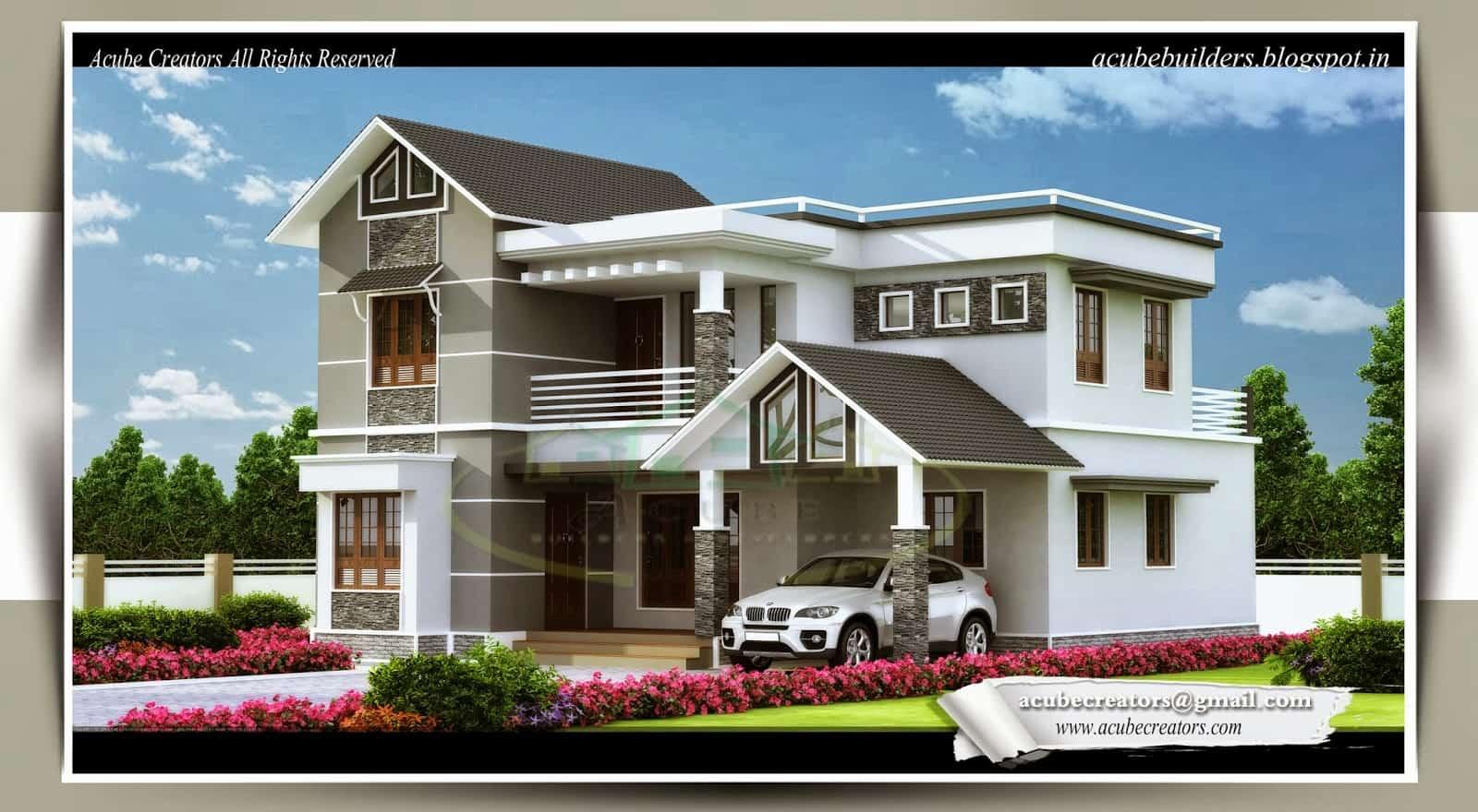 Bhk Keralahouseplanner