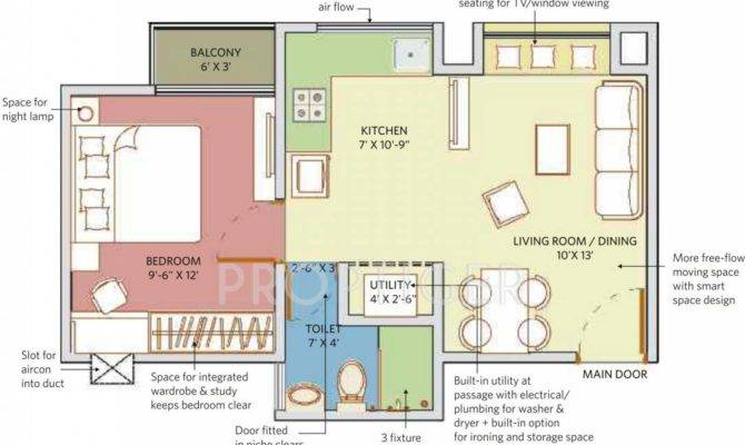Bhk Resale Apartment Floor