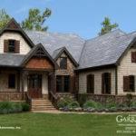 Big Mountain Lodge House Plan Active Adult Plans