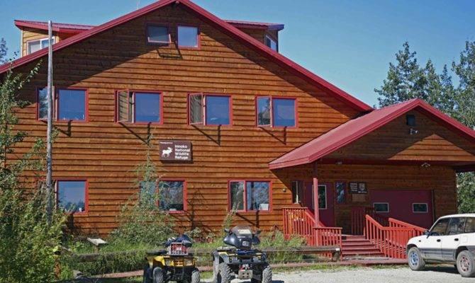 Big Nice Wooden House Wikimedia Commons