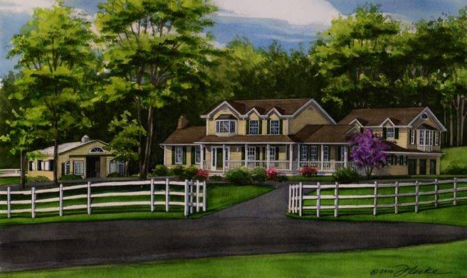 Big Ranch Houses Becuo