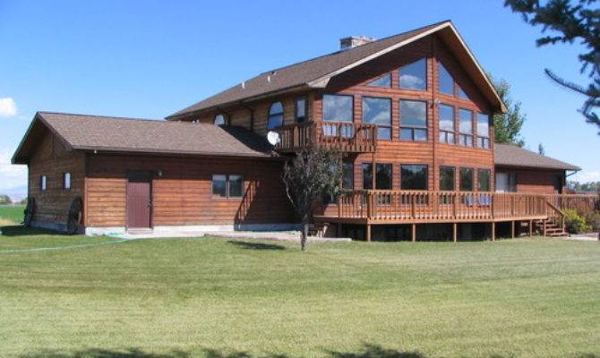 Big Ranch Houses