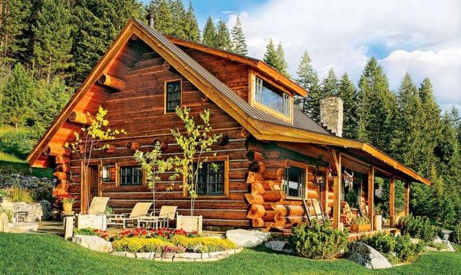 Big Sky Little Cabin Bonus Info Life