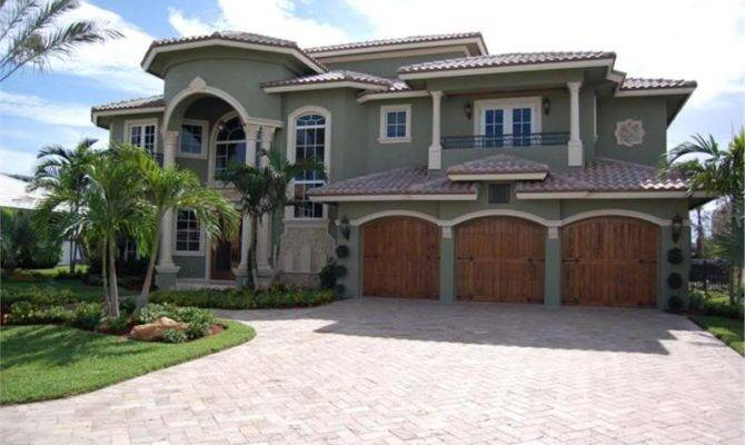 Big Two Story House