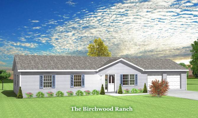 Birchwood Modular Ranch House Prices Plans