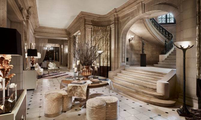 Blairsden Mansion Peapack Gladstone Traditional