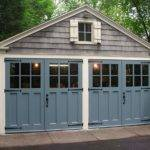 Blue Restore Historic Character Detached Carriage House