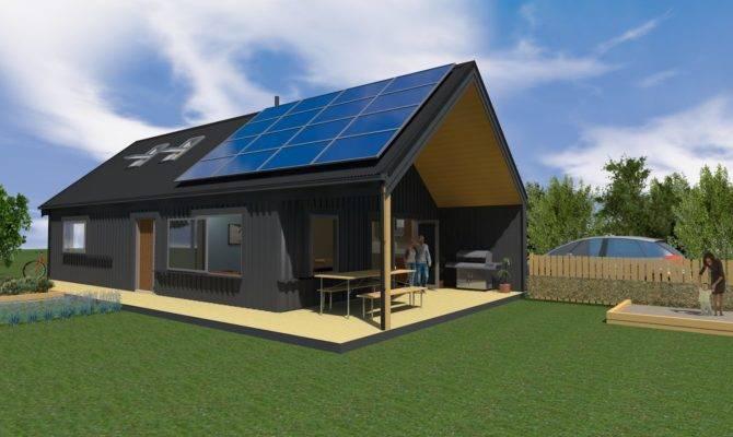Board Batten House Plans