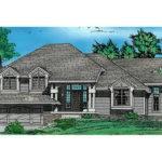 Bonnieview Split Level Home Plan House Plans More