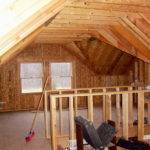Bonus Room Loft Over Garage Rear Lake