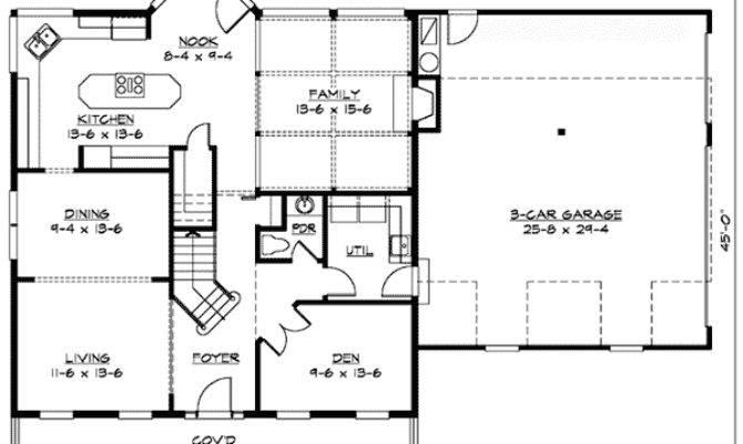 Bonus Room Over Garage Floor Master Suite