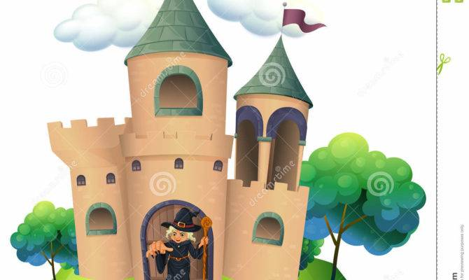 Book Castle Witch