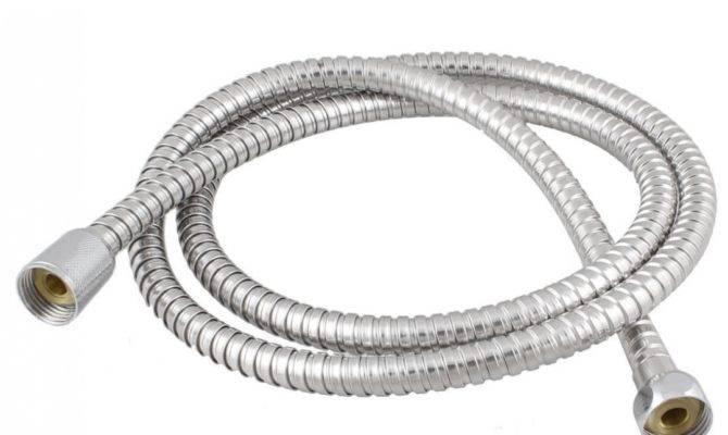 Braided Steel Flexible Shower Hose Water Heater Connector