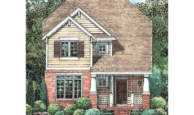 Brewer Traditional Home Plan House Plans More