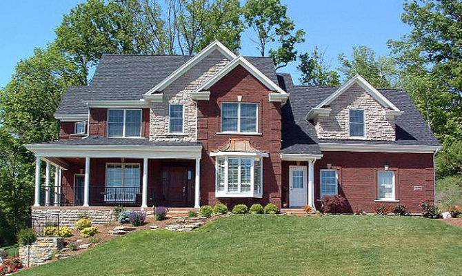 Brick Home Decorative Stone Accents Flickr