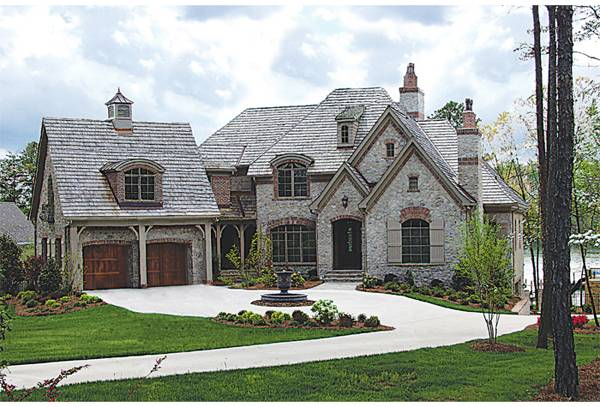 Brick Laminate Home Plans