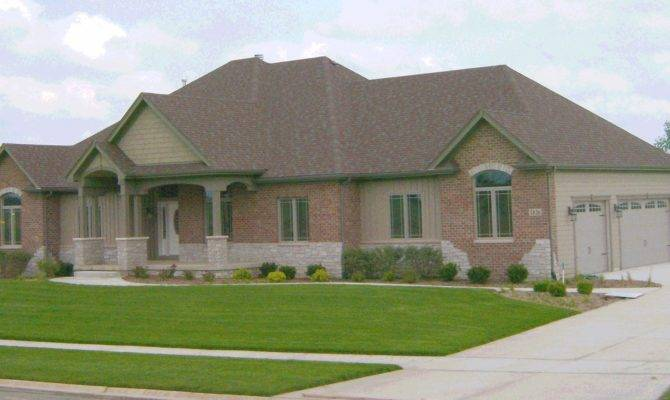 Brick Ranch Style Homes Heritage Rooney Bldrs Current