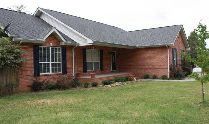 Brick Ranch Style House All Home
