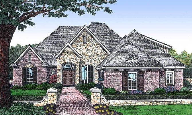 Brick Stone Accents Architectural Designs