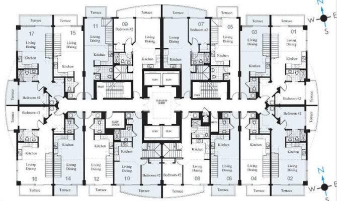 Brickell River South Condos Sale Rent Floor Plans