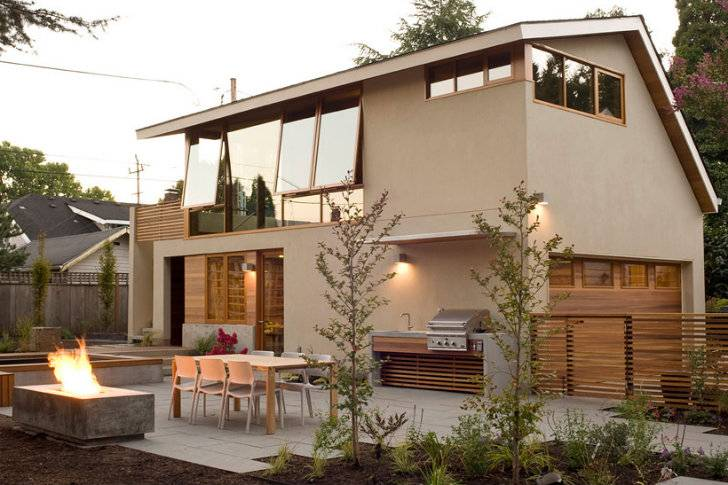 Brilliant Garage Apartment Maximizes Space Custom Multi