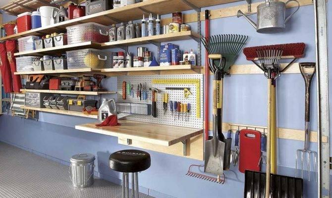 Brilliant Ways Organize Your Garage