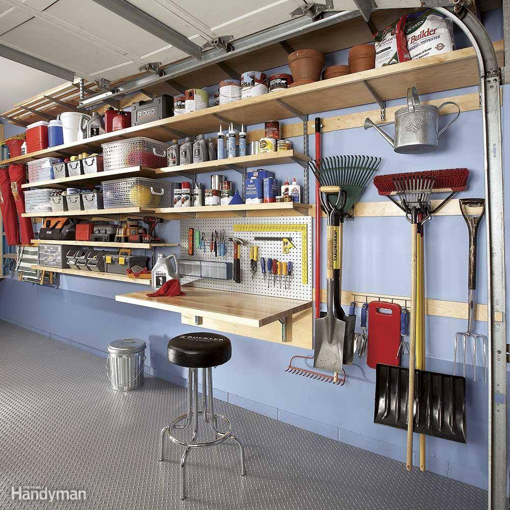 Brilliant Ways Organize Your Garage