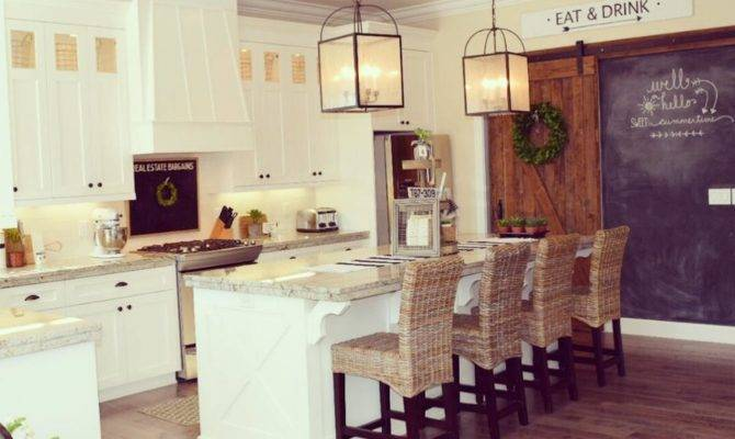 Bringing Farmhouse Style Into Kitchen Hgtv