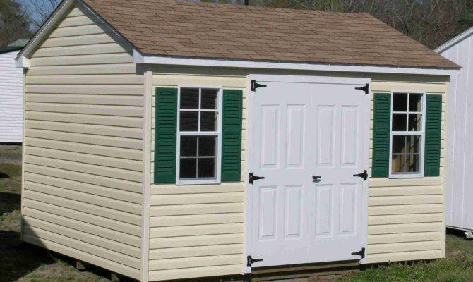 Brokie Amish Storage Shed