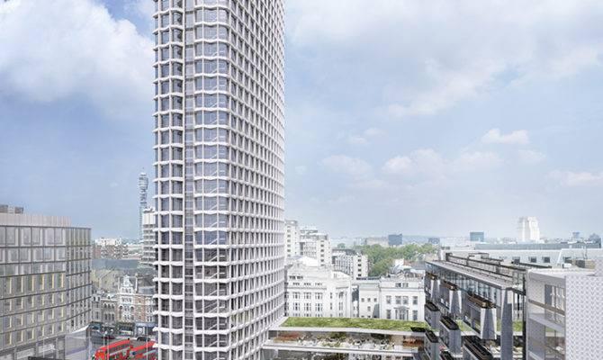 Brookfield Multiplex Starts London Centre Point Revamp