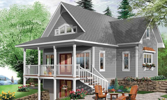 Brown Hill Lake Home Plan House Plans More