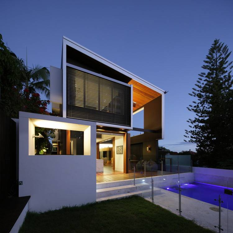 Browne Street House Shaun Lockyer Architects Archdaily