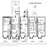 Brownstone Floor Plan House Main