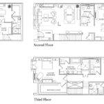 Brownstone Floor Plans Brownstones Northcreek