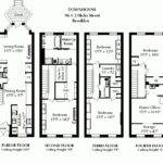 Brownstone Floor Plans House Plan Heritage