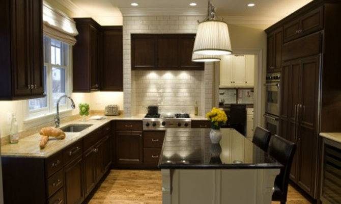 Browse Best Shaped Kitchen Designs Decorating Ideas