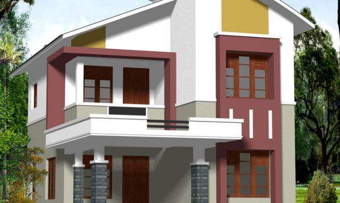 Budget Home Design Kerala