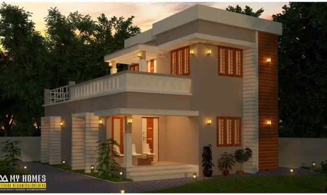Budget Kerala Home Designers Low House Construction