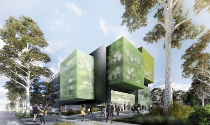 Build Australia New Biomedical Facility Provide
