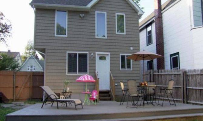 Build Backyard Deck Landscaping Ideas Hardscape Design Hgtv