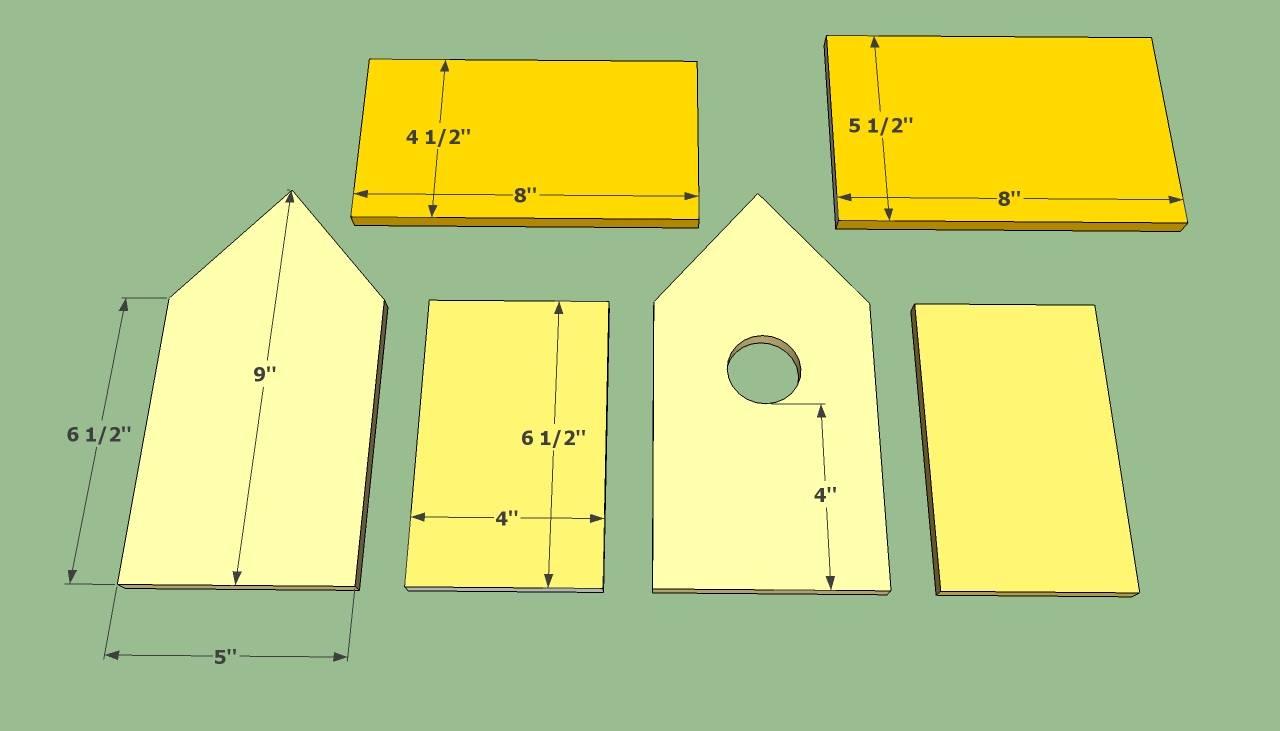 Build Bird House Howtospecialist