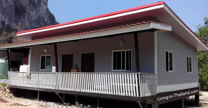 Build Cheap House Thailand Knock Down