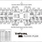 Build Floor Planresidencia Edades Building Plan