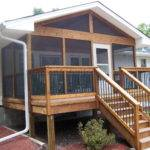 Build Front Porch Overhang Home Design Ideas