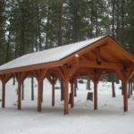 Build Gazebo Pavilion Plans